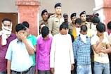VIDEO: 12 लाख 50 हजार नकद रुपए के साथ 20 जुआरी गिरफ्तार