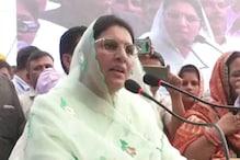 नैना चौटाला ने दुष्यंत को बताया भावी CM, बोलीं- राजनीति का अधिकार मांगने से नहीं मिलेगा