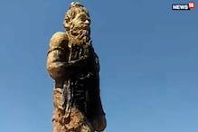 राजस्थान हाईकोर्ट में मनु प्रतिमा पर कालिख पोती, दो महिलाओं को पुलिस ने पकड़ा