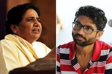 मायावती आज भी दलितों की सबसे बड़ी नेता, 2019 के लिए होगा गठबंधन : जिग्नेश मेवाणी