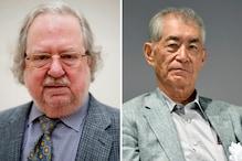 जेम्स पी एलिसन और तसुकु होंजो को मिला चिकित्सा का नोबेल, कैंसर थेरेपी के लिए किया काम