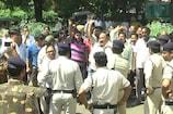 VIDEO: श्योपुर में सांसद और प्रभारी मंत्री को दिखाए गए काले झंडे