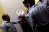 VIDEO: चोरी के आरोप में फैक्ट्री के अंदर श्रमिक की पिटाई, 3 गिरफ्तार