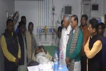 कांग्रेस नेता पर हुआ हमला, सिर और हाथ में आईं गंभीर चोटें