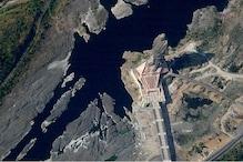 अंतरिक्ष से ऐसी दिखती है 'स्टैच्यू ऑफ यूनिटी', देखें पहली सैटेलाइट इमेज