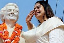 PHOTOS: प्रचार करने पहुंची अभिनेत्री नगमा के स्वागत में भिड़े कांग्रेसी, जमकर मारपीट