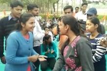 गोरखपुर यूनिवर्सिटी में भिड़ें ABVP और SP के छात्र नेता, 4 निलंबित