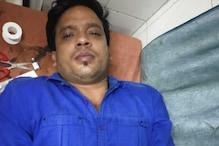 कानपुर: पुलिस मुठभेड़ में घायल हुआ इनामी बदमाश