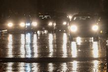 रात भर रुक-रुक कर बारिश से बदला दिल्ली-NCR का मौसम, प्रदूषण से मिली राहत