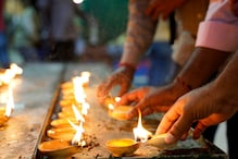 देशभर में पारंपरिक श्रद्धा एवं हर्षोल्लास के साथ मनायी गयी दीपावली