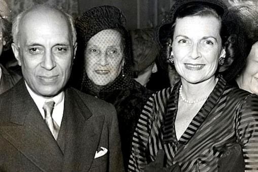 भारत के पहले प्रधानमंत्री नेहरू के साथ एडविना माउंटबेटन (तस्वीर साभार: विकिमीडिया कॉमंस)