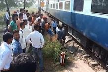 करौली: जयपुर-बयाना पैसेंजर ट्रेन में लगी आग, यात्रियों में मचा हड़कंप