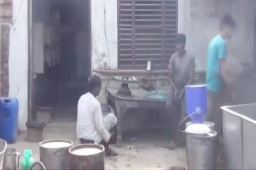 दीपावली पर मिलावटी मिठाइयों से सावधान, जारी है बाजारों में गोरखधंधा