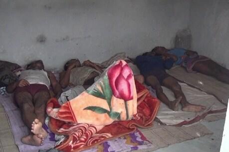 सोनीपत में कमरे के अंदर अंगीठी जलाकर सो रहे 4 मजदूरों की दम घुटने से मौत