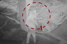 किसानों की कमाई पर डाका डालने वालों की करतूत CCTV में कैद