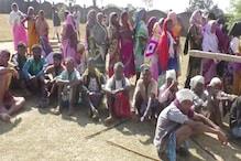 VIDEO: जशपुर के कई मतदान केंद्रों में EVM खराब, आधे से ज्यादा वोटर लौटे