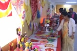 VIDEO: आर्ट एंड क्राफ्ट प्रदर्शनी में बच्चों ने बिखेरा हुनर का जलवा
