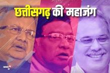 Exit Poll 2018: छत्तीसगढ़ में 4 एजेंसियों ने कांग्रेस, तीन ने भाजपा, दो ने जताए त्रिशंकु के आसार