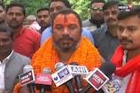 परमहंस दास का ऐलान, राम मंदिर के निर्माण की घोषणा न होने पर करेंगे आत्मदाह