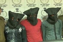 गुरुग्राम : कैब में लिफ्ट दे करते थे लूटपाट, पुलिस ने 3 लुटेरों को किया गिरफ्तार