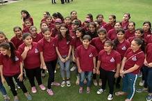 हिमाचल की 40 मेधावी छात्राएं पहुंचीं चंडीगढ़ देखने, सांसद अनुराग ठाकुर को कहा 'थैंक्यू'