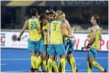Hockey World Cup 2018 : ऑस्ट्रेलिया ने किया चीन को 'चित', दी करारी मात!