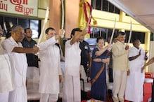 चेन्नई में विपक्षी नेताओं के सामने स्टालिन का ऐलान- राहुल गांधी बनें प्रधानमंत्री