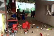 VIDEO: ढाबे पर हमलावर बदमाशों ने मचाई लूट, दो गिरफ्तार
