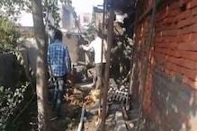 VIDEO: मकान निर्माण के विवाद में दो पक्षों में जमकर चले लाठी-डंडे, वीडियो वायरल
