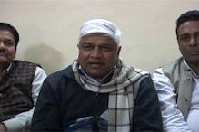 अभी आम आदमी पार्टी किसी के साथ गठबंधन के मूड में नहीं : राजेंद्र पाल गौतम