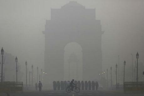 फिर खराब हुई दिल्ली की हवा, बढ़ा एक्यूआई लेवल