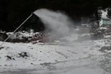 VIDEO: फ़रवरी के दूसरे हफ़्ते में होगी औली में नेशनल जूनियर स्कीइंग प्रतियोगिता