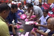 PHOTOS: छात्रसंघ चुनाव निरस्त होने से गढ़वाल विवि में तनाव बरकरार, 19 पर FIR