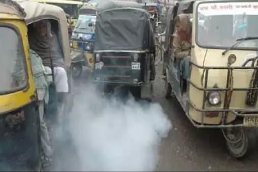 पटना में प्रदूषण