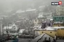 VIDEO: फसलों के लिए वरदान है ये बर्फबारी, चमोली में पड़ेगी कड़ाके की ठंड !