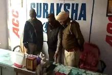 चोरों ने जाखल में मचाया आंतक, एक ही रात में 8 दुकानों के ताले तोड़े