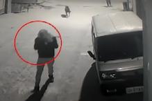 CCTV VIDEO: रांची पुलिस की गिरफ्त से ऐसे भागते हैं कैदी