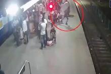 CCTV VIDEO: ट्रेन से कुचलने के बाद भी चोर से ऐसे करता रहा लड़ाई