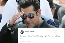 'AirStrike' पर कुछ ऐसा बोले सलमान खान, 'बाहुबली' ने दिया जबरदस्त रिएक्शन