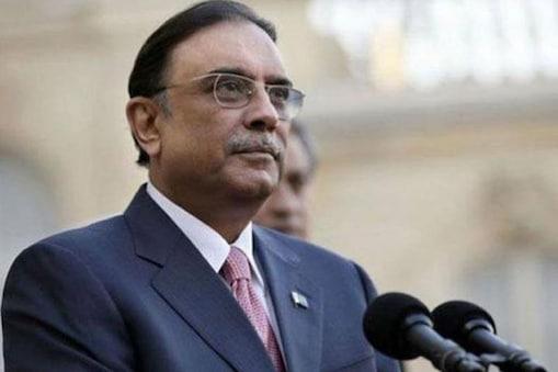 पाकिस्तान के पूर्व राष्ट्रपति आसिफ अली जरदारी (फाइल फोटो)