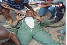 बंगलूरू में एयर शो के दौरान ऐसे हुआ था हादसा, देखें तस्वीरों में
