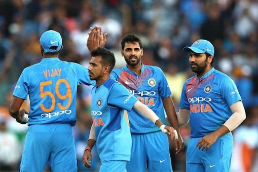 भारतीय क्रिकेट टीम.