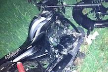 गोरखपुर: भीषण सड़क हादसे में बाइक सवार 3 युवकों की मौत