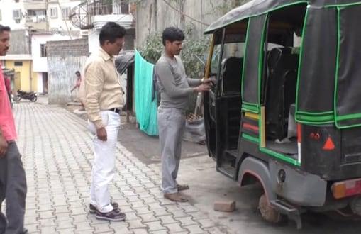 जमशेदपुर: 24 घंटे में दूसरी बड़ी चोरी, दर्जनों वाहनों के पार्टस पर किए हाथ साफ