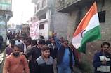 VIDEO: हरिद्वार में दलित समाज ने निकाला जुलूस, पाकिस्तान का पुतला फूंका