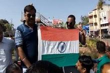 Air Strike के बाद मंदसौर में जश्न, युवाओं ने निकाली तिरंगा यात्रा