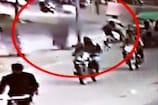 VIRAL VIDEO: पहले टैम्पो ने मारी टक्कर, दो छात्रों को फिर बस ने ऐसे कुचला