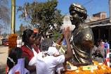 VIDEO : धूमधाम से मनाई स्वतंत्रता सेनानी शहीद वीर बुद्धू भगत की जयंती