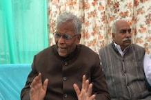 अंबाला के सांसद बोले - 'अगर राम मंदिर नहीं बना तो दे देंगे इस्तीफा'