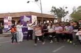 VIDEO: कोटा में महिला दिवस पर हुआ मैराथन का आयोजन